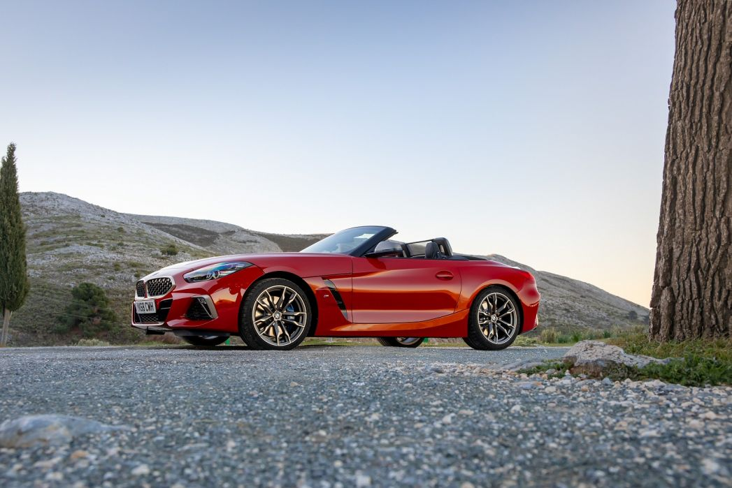 Video Review: BMW Z4 Roadster Sdrive 30I M Sport 2dr Auto [tech Pack]