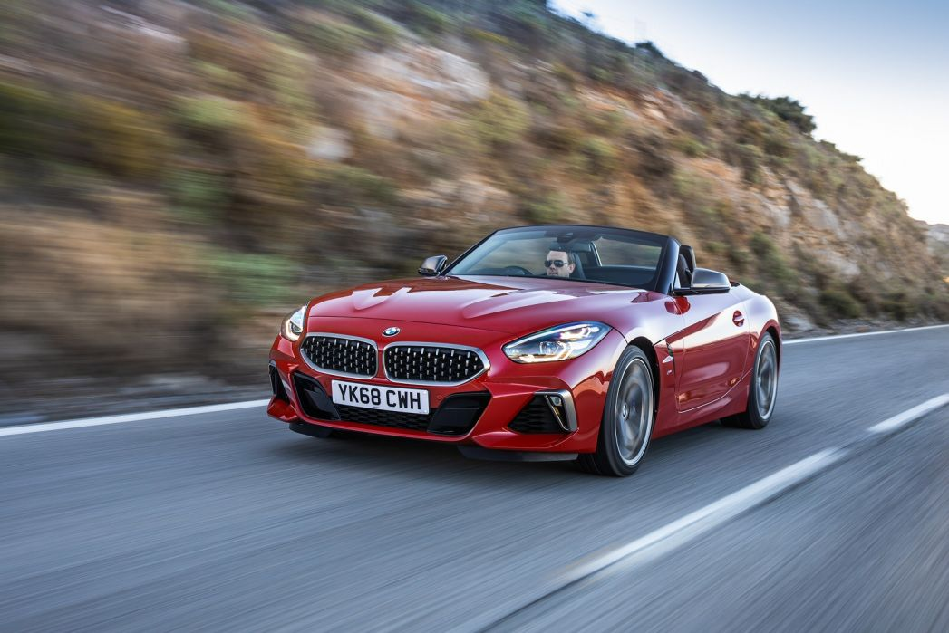 Image 3: BMW Z4 Roadster Sdrive 30I M Sport 2dr Auto [tech Pack]