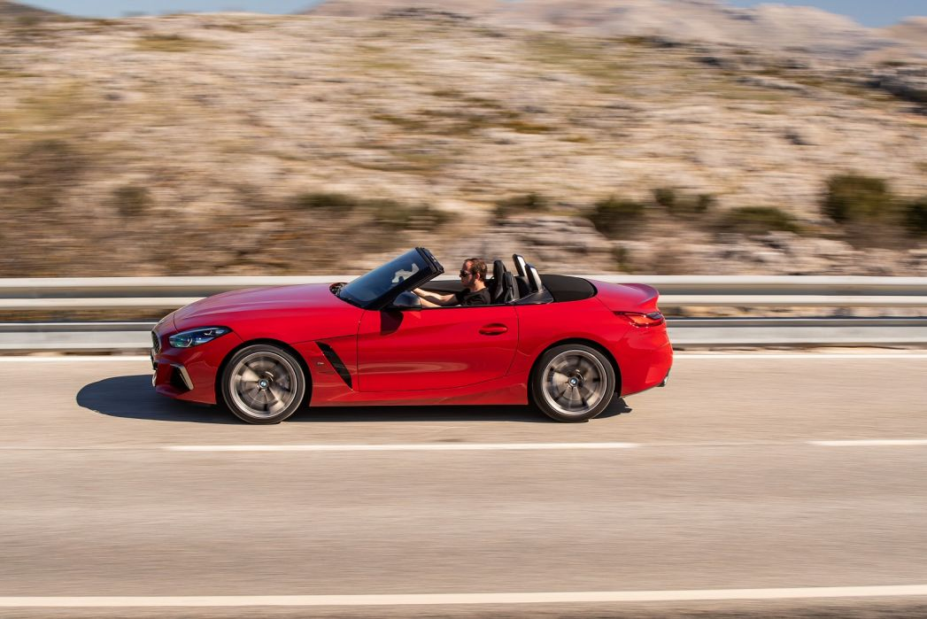 Image 4: BMW Z4 Roadster Sdrive 30I M Sport 2dr Auto [tech Pack]