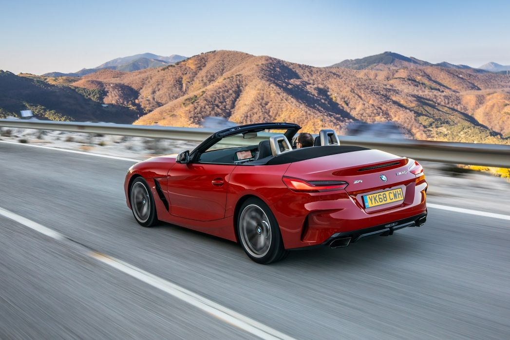 Image 5: BMW Z4 Roadster Sdrive 30I M Sport 2dr Auto [tech Pack]