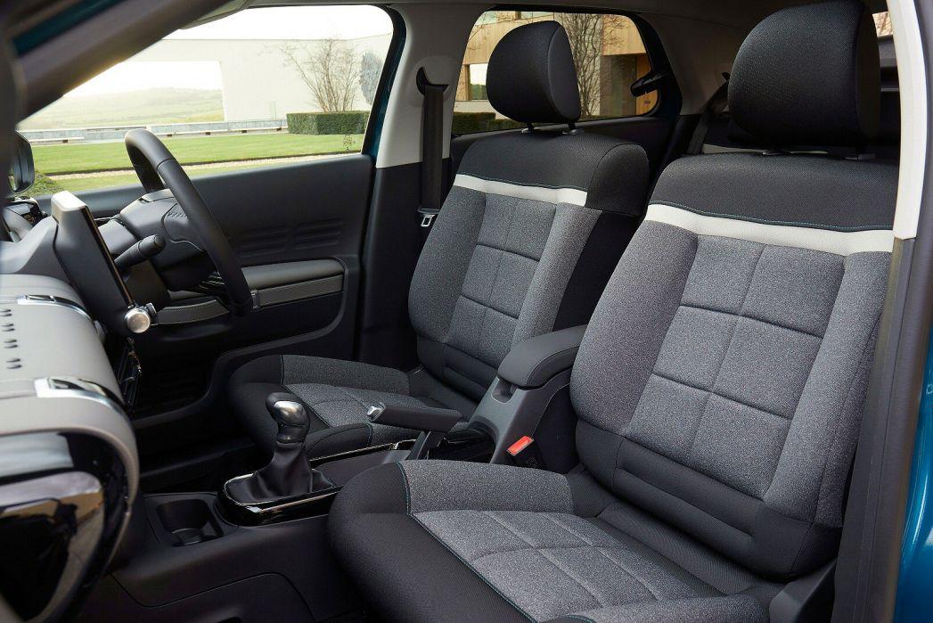 Image 4: Citroen C4 Cactus Hatchback 1.2 Puretech 130 Flair EAT6 5dr