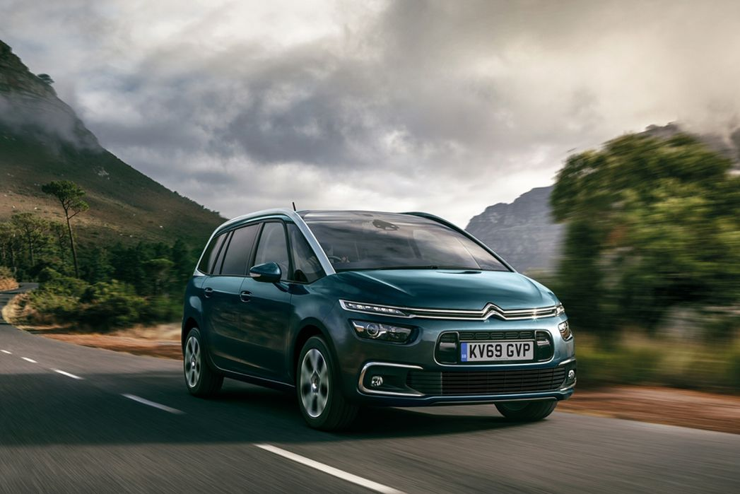 Video Review: Citroen Grand C4 Spacetourer Estate 1.2 Puretech 130 Feel Plus 5dr