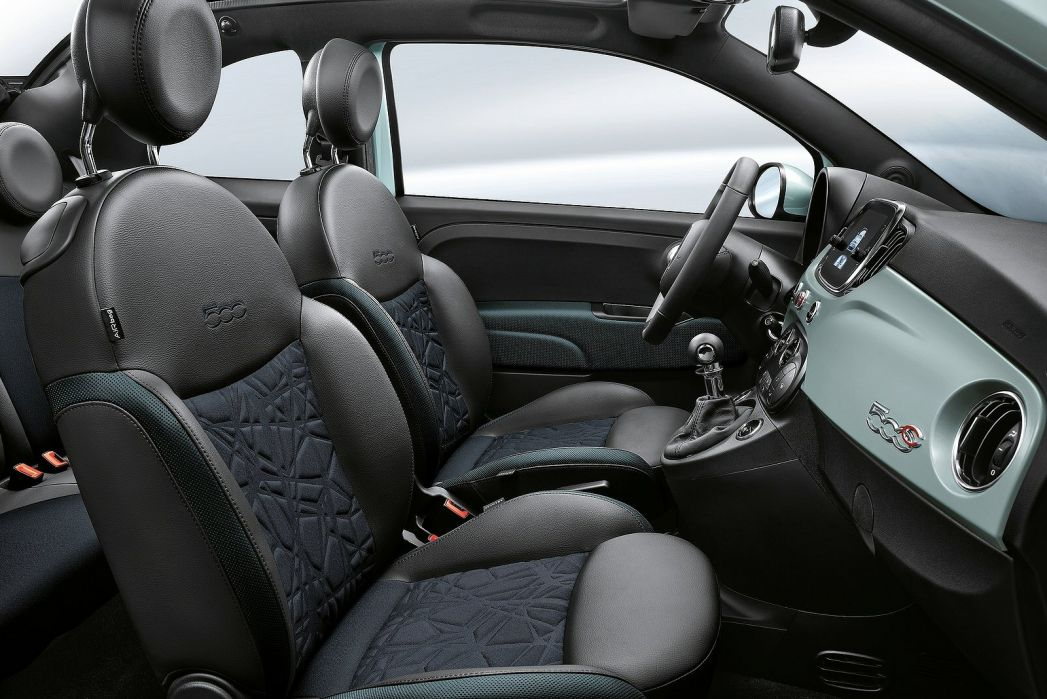 Image 6: Fiat 500 Hatchback 1.0 Mild Hybrid POP 3dr