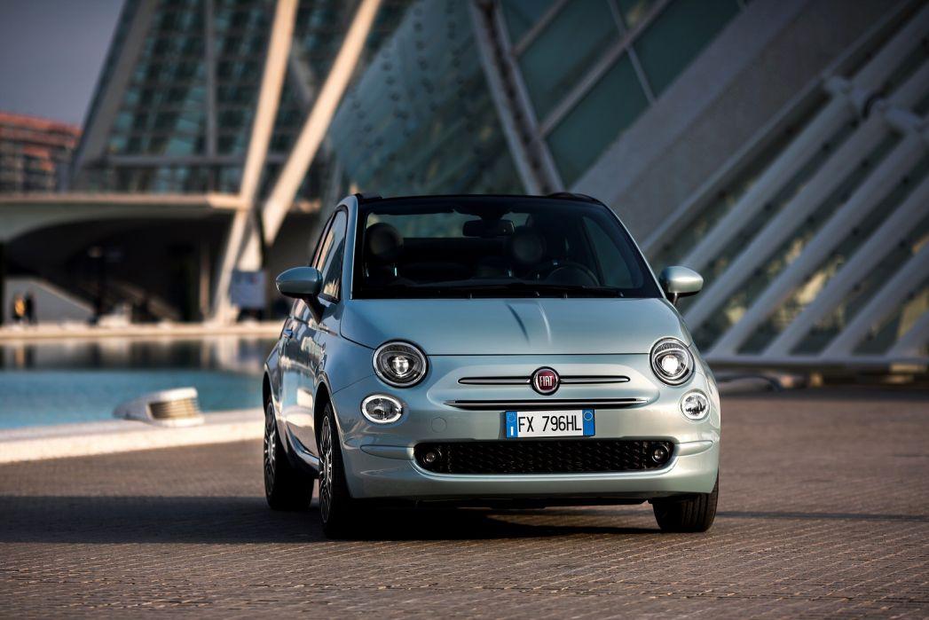 Image 2: Fiat 500C Convertible 1.0 Mild Hybrid POP 2dr
