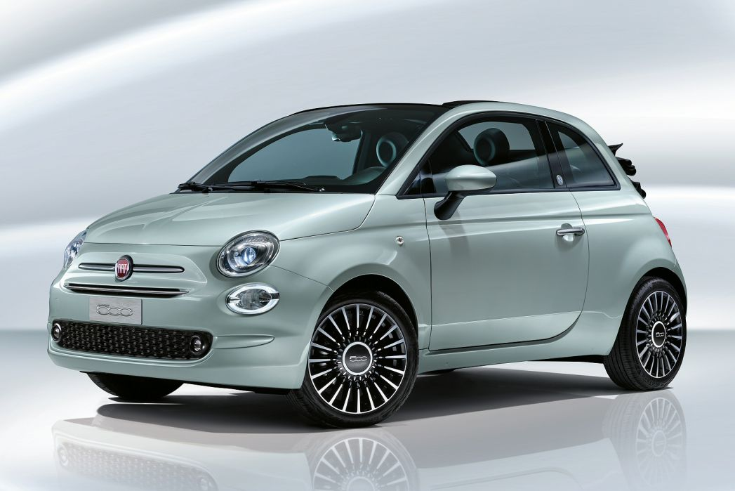 Image 3: Fiat 500C Convertible Special Editions 1.0 Mild Hybrid Launch Edition 2dr