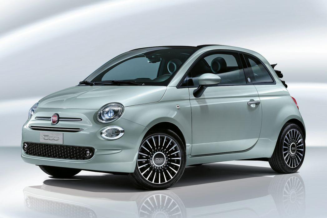 Image 3: Fiat 500C Convertible 1.0 Mild Hybrid POP 2dr
