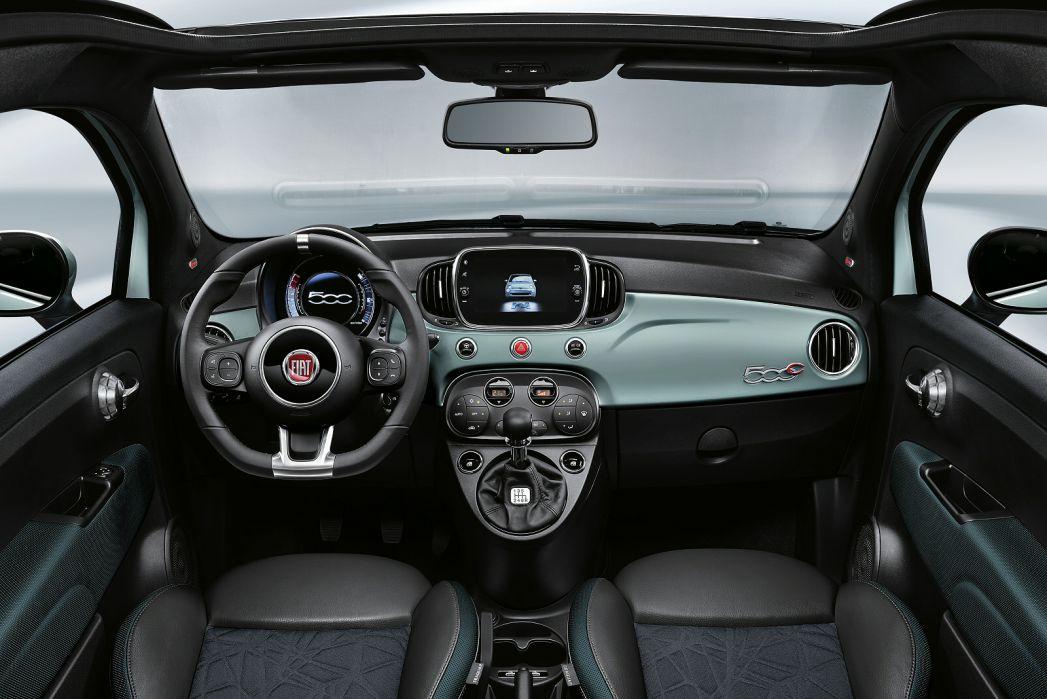 Image 5: Fiat 500C Convertible 1.0 Mild Hybrid POP 2dr