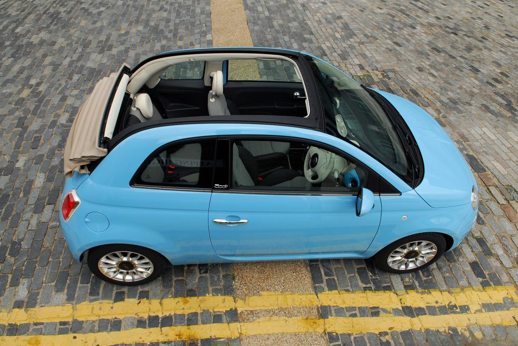 Image 6: Fiat 500C Convertible Special Editions 1.0 Mild Hybrid Launch Edition 2dr