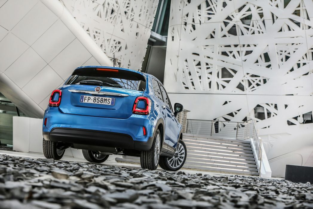 Video Review: Fiat 500X Hatchback 1.0 Sport 5dr