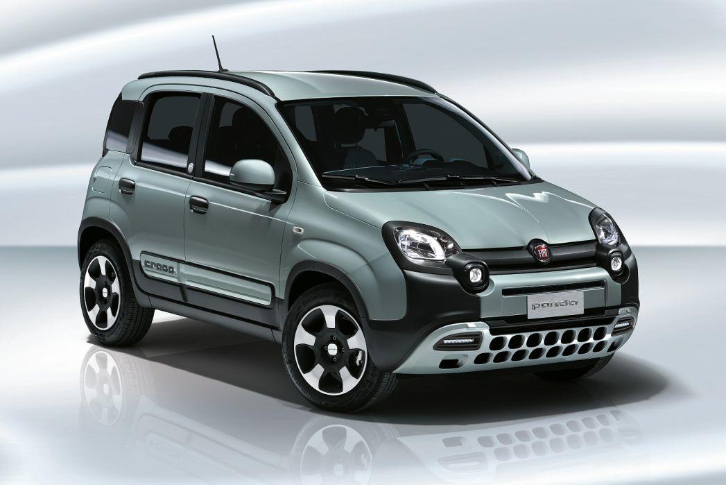 Image 2: Fiat Panda Hatchback 0.9 Twinair [85] Cross 4X4 5dr
