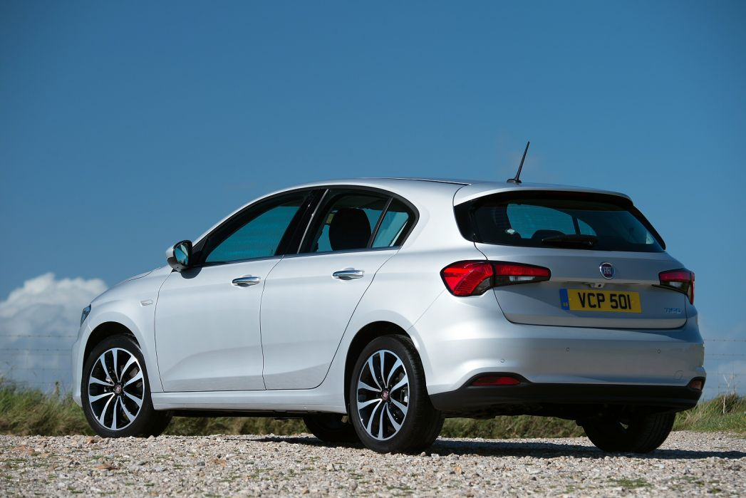 Video Review: Fiat Tipo Saloon 1.4 Easy 4dr