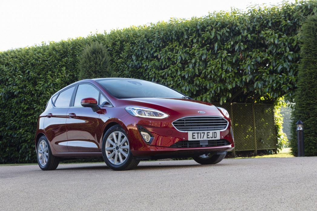 Image 2: Ford Fiesta Hatchback 1.1 75 Trend Navigation 3dr