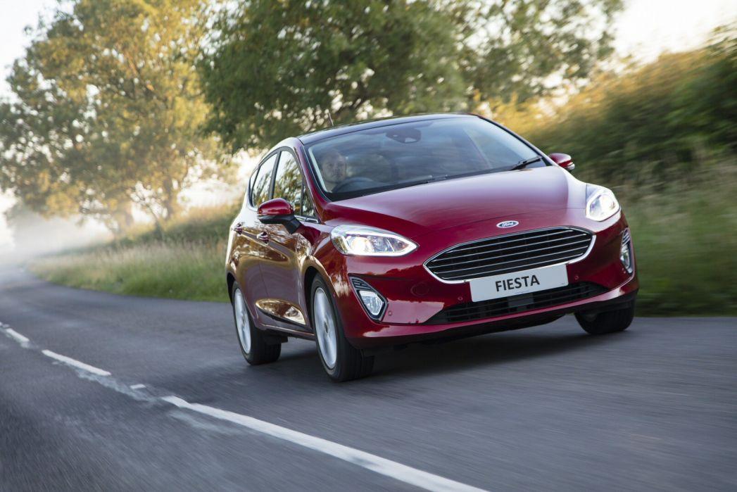 Image 4: Ford Fiesta Hatchback 1.1 75 Trend Navigation 3dr