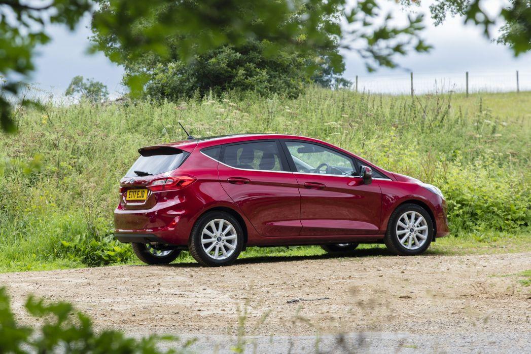 Image 5: Ford Fiesta Hatchback 1.1 75 Trend Navigation 3dr