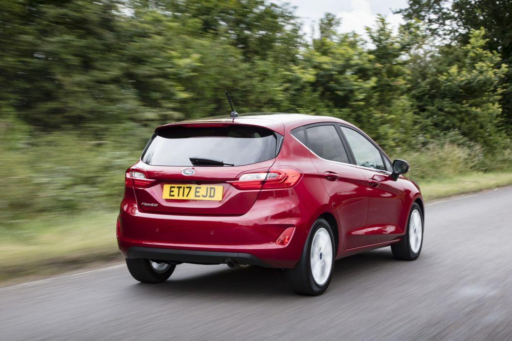 Image 6: Ford Fiesta Hatchback 1.1 75 Trend Navigation 3dr