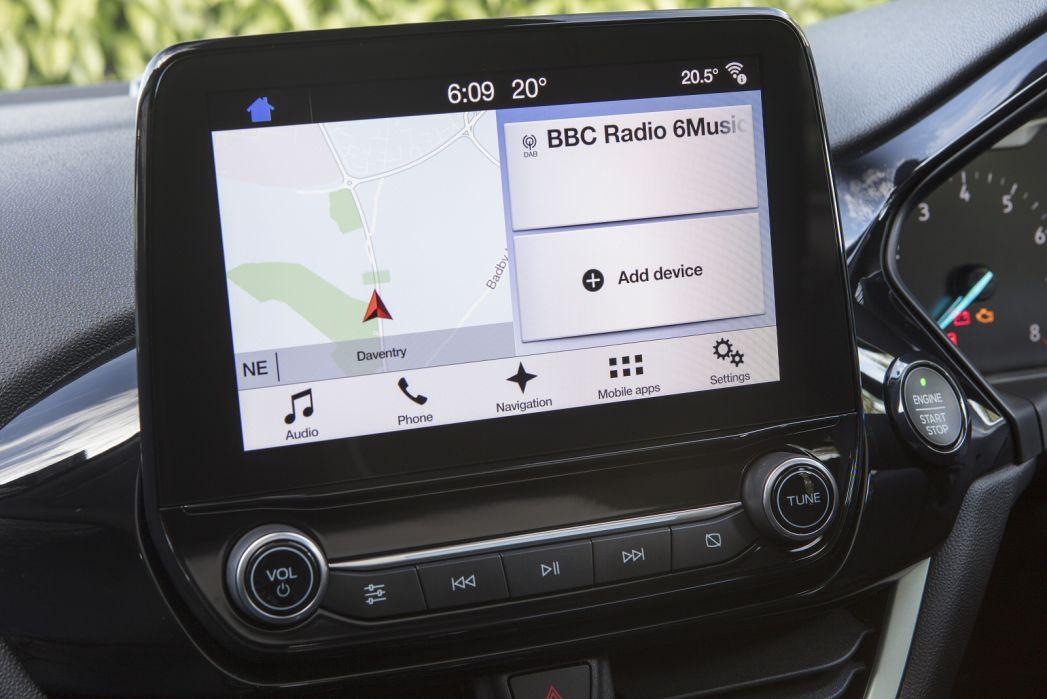 Image 3: Ford Fiesta Hatchback 1.0 Ecoboost 95 Active Edition 5dr