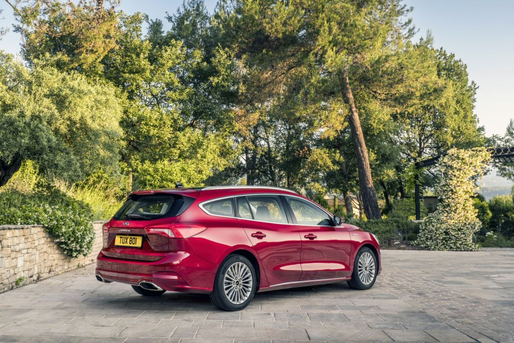 Image 2: Ford Focus Diesel Estate 2.0 Ecoblue 150 Titanium Edition 5dr