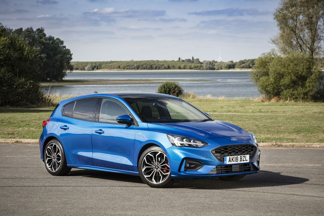 Video Review: Ford Focus Diesel Hatchback 1.5 Ecoblue 120 Zetec Edition 5dr