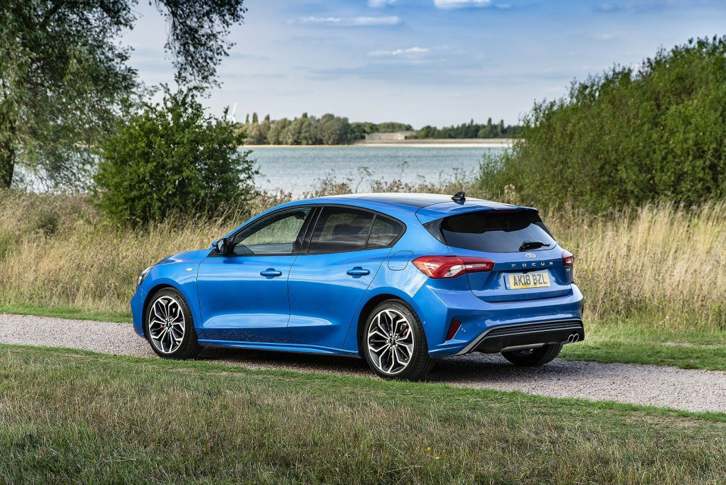 Image 2: Ford Focus Hatchback 1.0 Ecoboost 125 ST-Line X Edition 5dr Auto