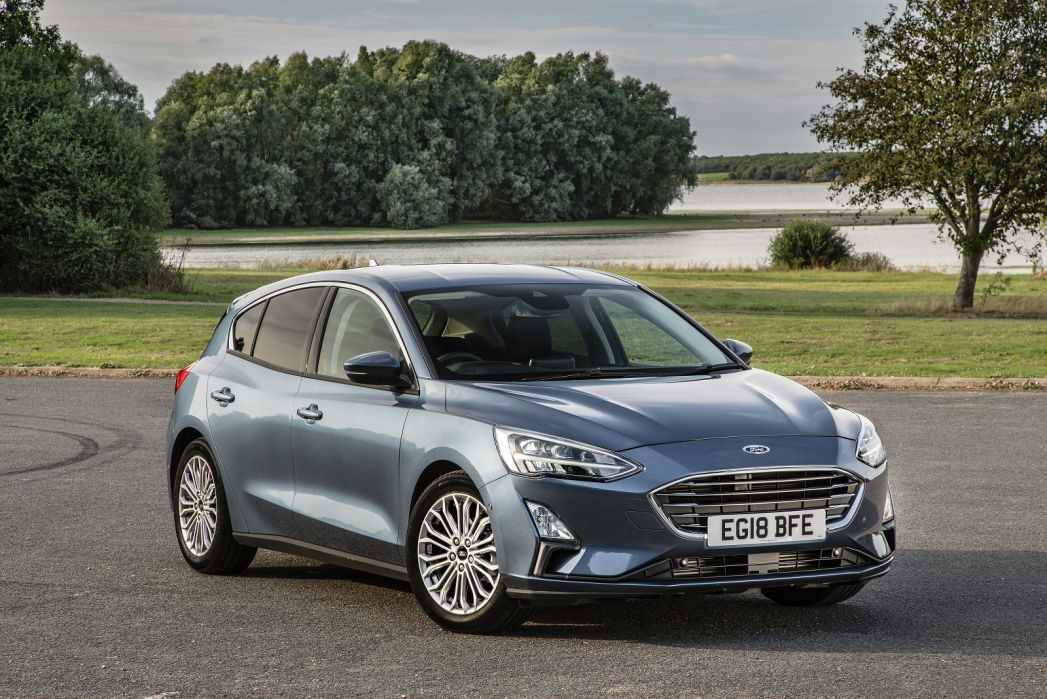 Image 3: Ford Focus Hatchback 1.0 Ecoboost 125 ST-Line X Edition 5dr Auto