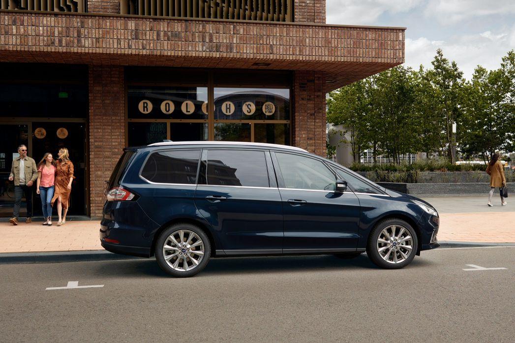 Video Review: Ford Galaxy Diesel Estate 2.0 Ecoblue 190 Titanium 5dr Auto AWD