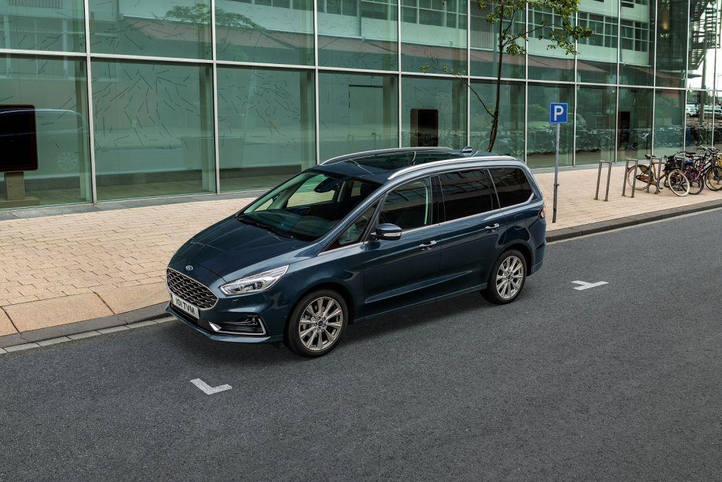 Image 2: Ford Galaxy Diesel Estate 2.0 Ecoblue 190 Titanium 5dr Auto AWD