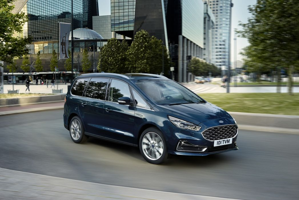 Image 4: Ford Galaxy Estate 2.5 Fhev 190 Titanium 5dr CVT [LUX Pack]