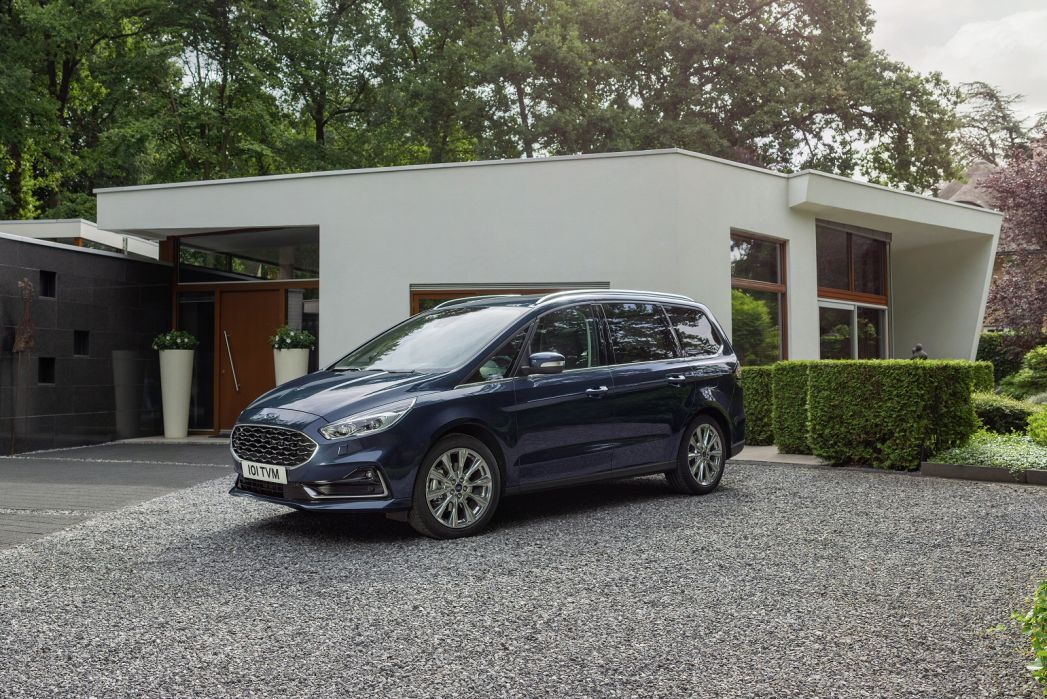 Image 6: Ford Galaxy Estate 2.5 Fhev 190 Titanium 5dr CVT [LUX Pack]