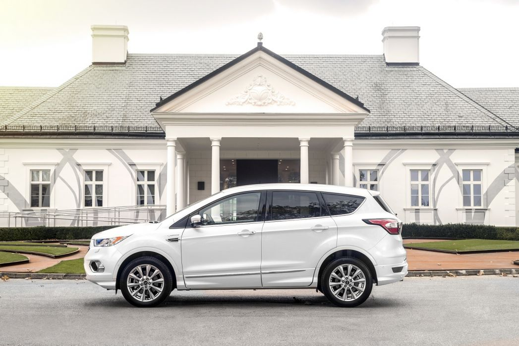 Video Review: Ford Kuga Diesel Estate 2.0 Ecoblue Mhev Vignale 5dr