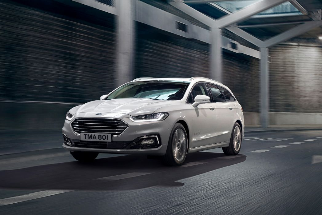 Image 5: Ford Mondeo Saloon 2.0 Hybrid ST-Line Edition 4dr Auto