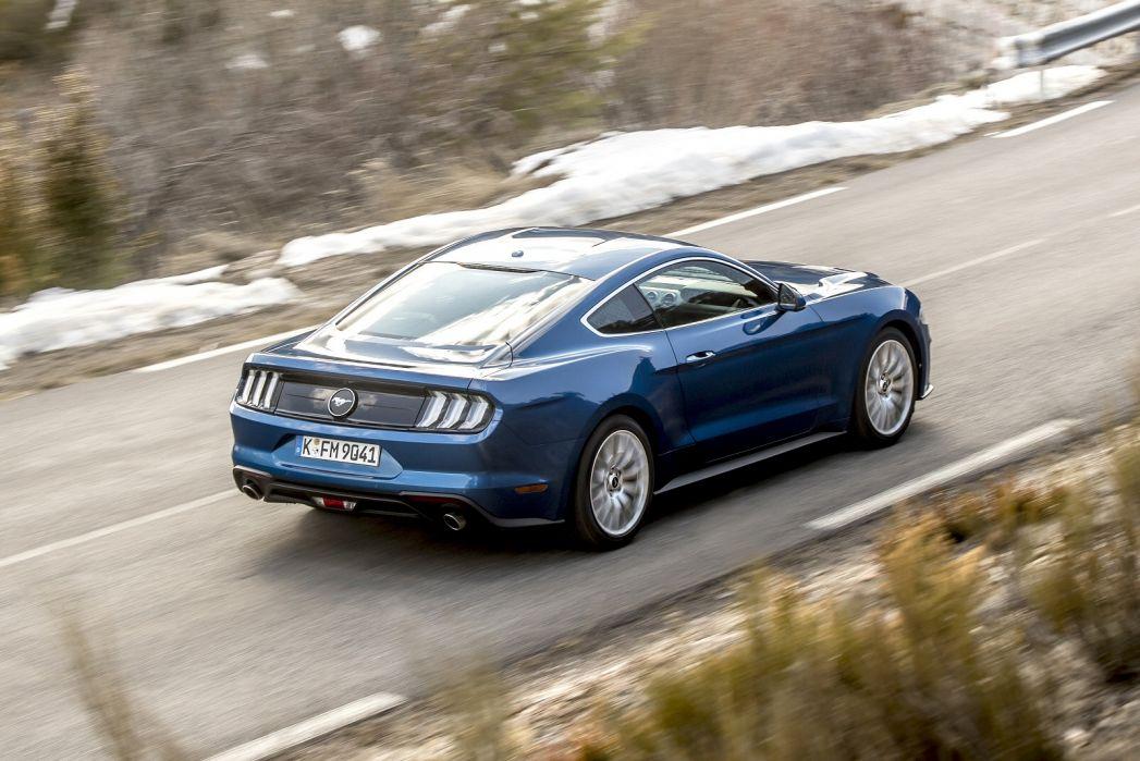 Image 4: Ford Mustang Fastback 5.0 V8 449 GT 2dr