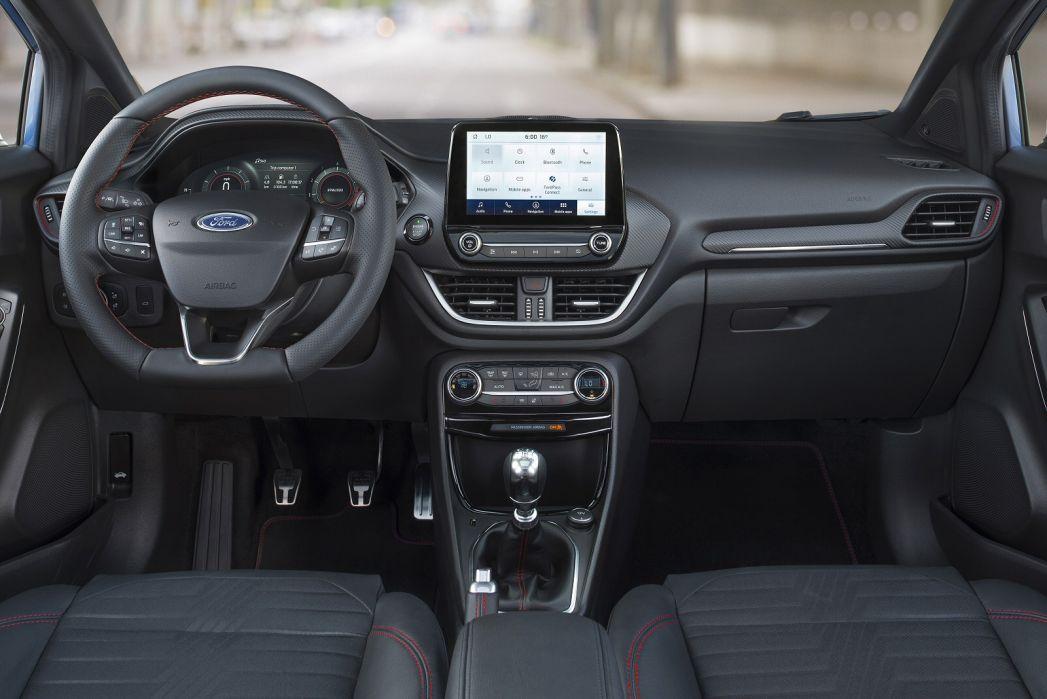 Image 6: Ford Puma Hatchback 1.0 Ecoboost Hybrid Mhev 155 ST-Line 5dr