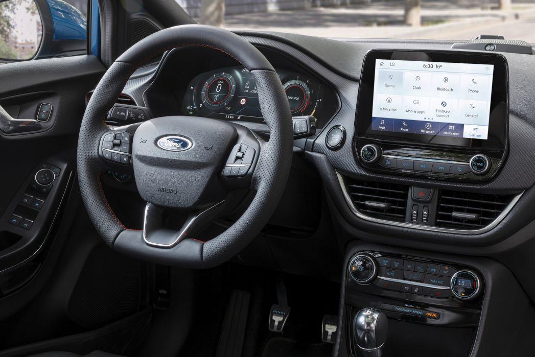 Image 4: Ford Puma Hatchback 1.0 Ecoboost Hybrid Mhev ST-Line 5dr