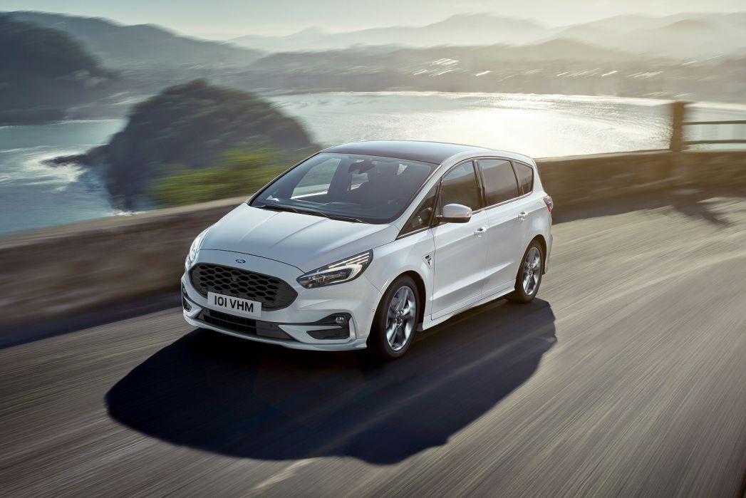 Image 1: Ford S-MAX Vignale Diesel Estate 2.0 Ecoblue 190 5dr Auto