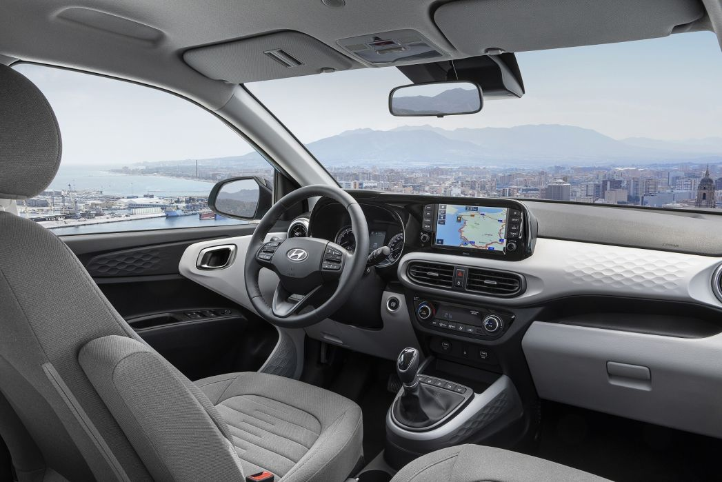 Image 6: Hyundai I10 Hatchback 1.2 MPI Premium 5dr Auto [tech Pack]