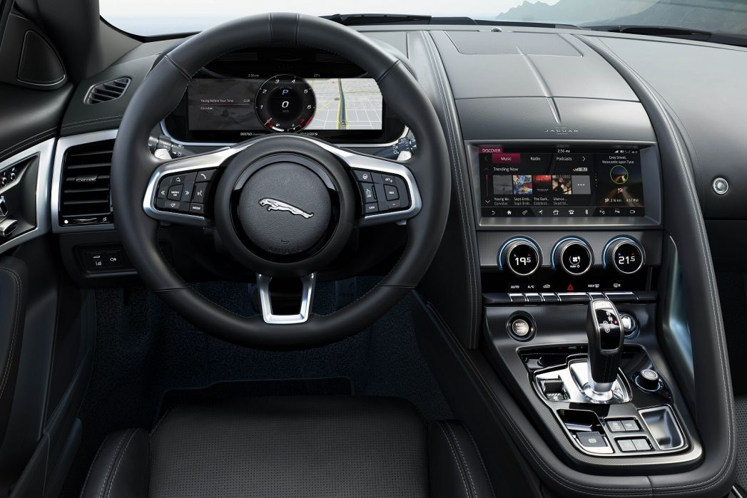 Image 2: Jaguar F-Type Convertible Special Editions 5.0 P450 Supercharged V8 First Edition 2dr Auto