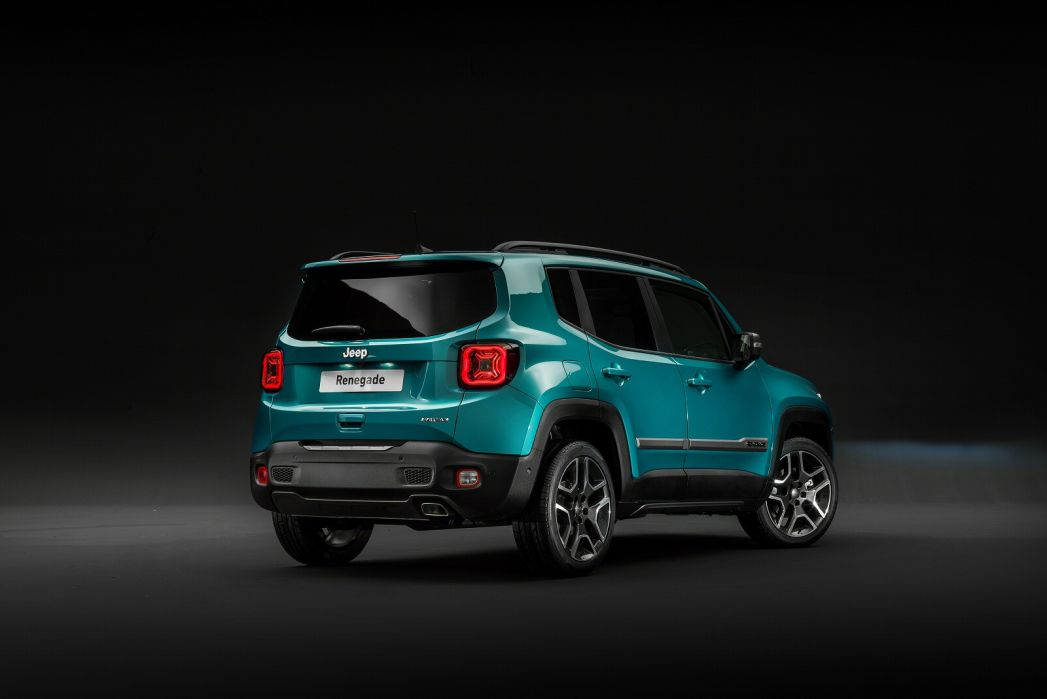 Video Review: Jeep Renegade Hatchback Special Edition 1.3 T4 GSE 80TH Anniversary 5dr Ddct