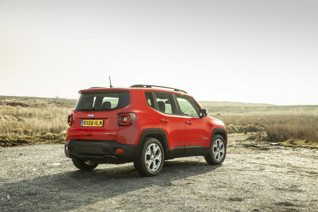 Image 2: Jeep Renegade Hatchback Special Edition 1.3 T4 GSE 80TH Anniversary 5dr Ddct