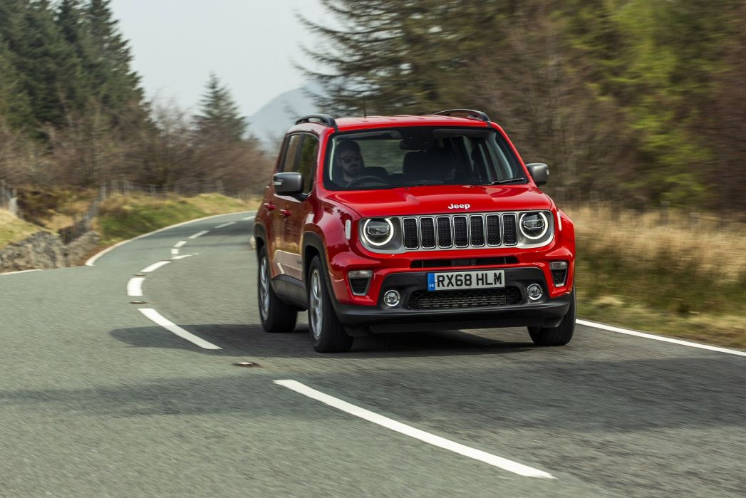 Image 3: Jeep Renegade Hatchback Special Edition 1.3 T4 GSE 80TH Anniversary 5dr Ddct