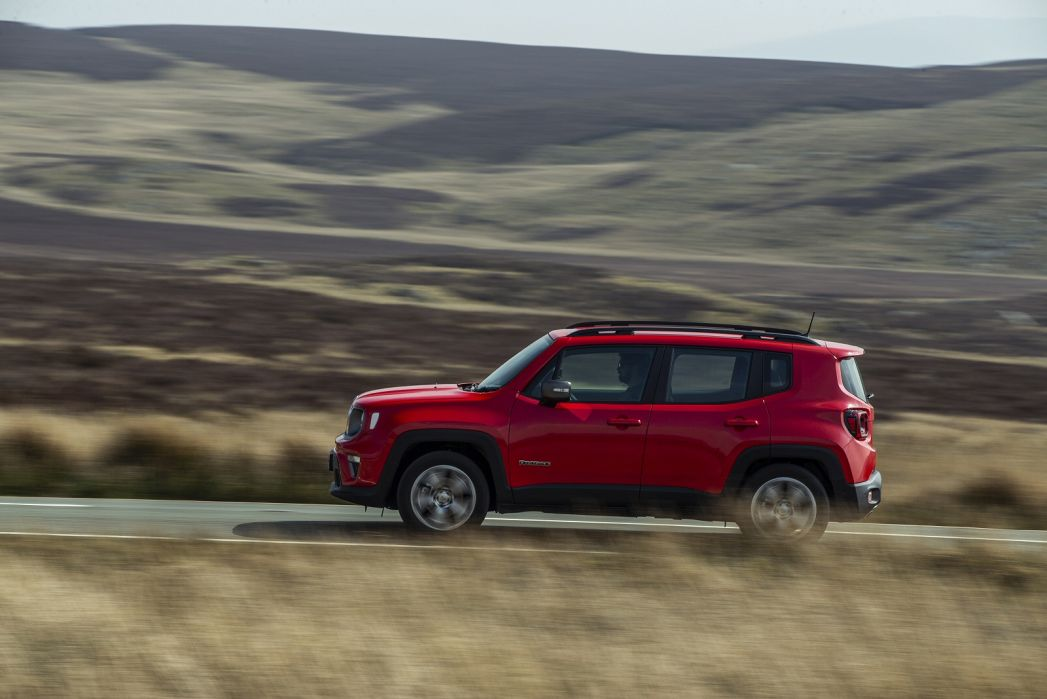 Image 4: Jeep Renegade Hatchback Special Edition 1.3 T4 GSE 80TH Anniversary 5dr Ddct