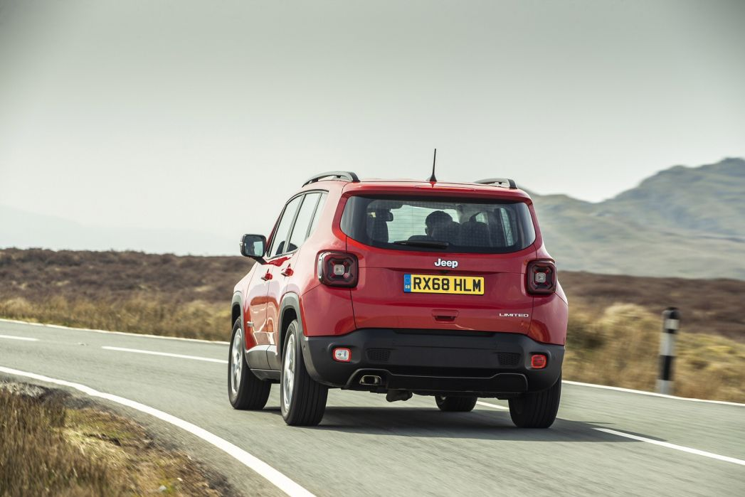 Image 5: Jeep Renegade Hatchback Special Edition 1.3 T4 GSE 80TH Anniversary 5dr Ddct