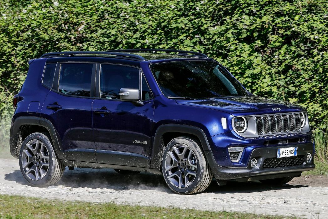 Image 6: Jeep Renegade Hatchback Special Edition 1.3 T4 GSE 80TH Anniversary 5dr Ddct