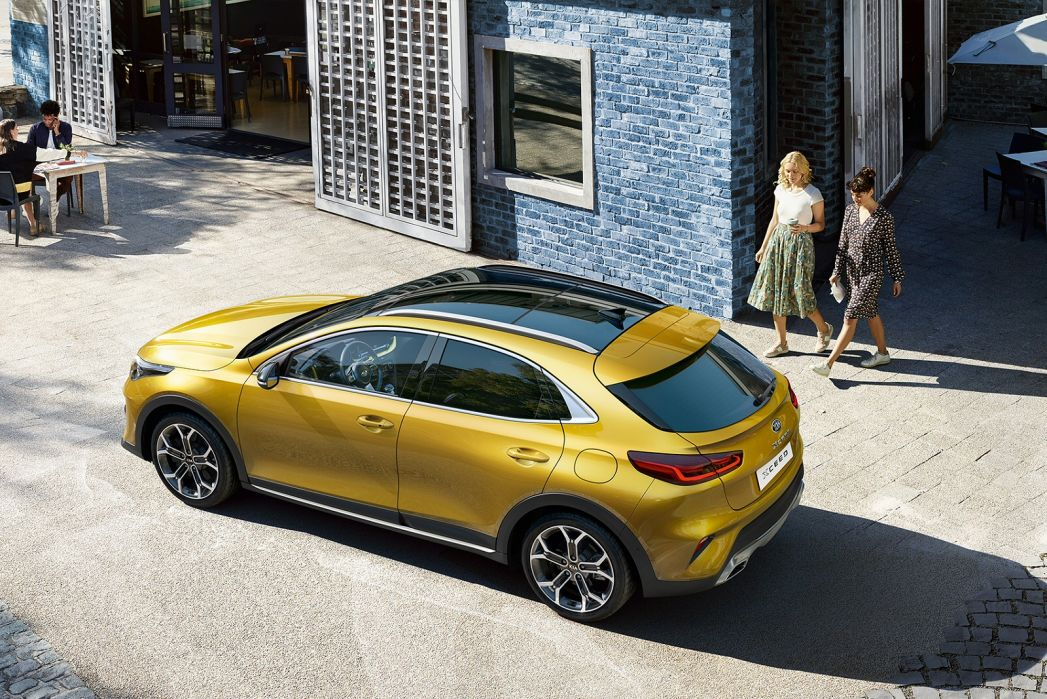 Image 2: KIA Xceed Hatchback 1.5T GDI ISG 4 5dr DCT