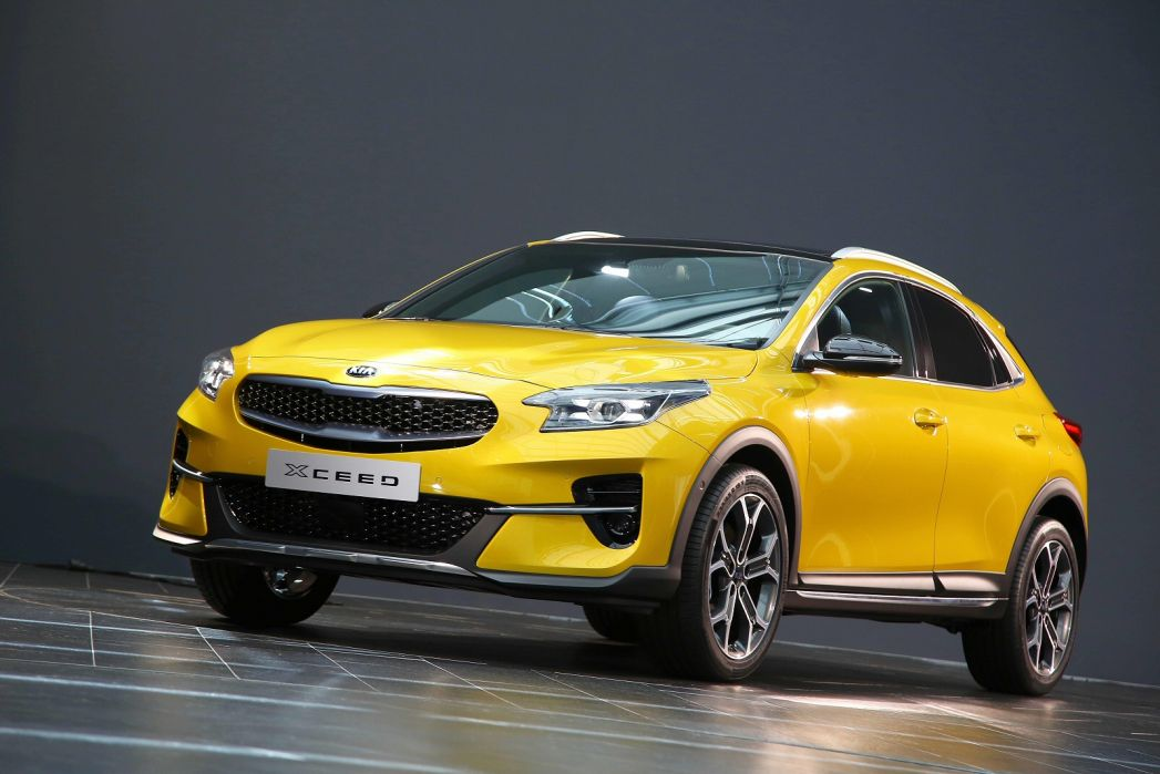 Image 4: KIA Xceed Hatchback 1.5T GDI ISG 4 5dr DCT