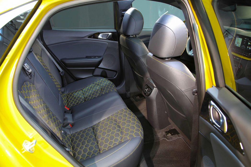 Image 5: KIA Xceed Hatchback 1.5T GDI ISG 4 5dr