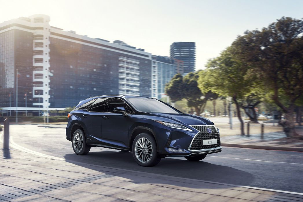 Image 2: Lexus RX Estate 450H 3.5 F-Sport 5dr CVT [premium +tech/safety PK]