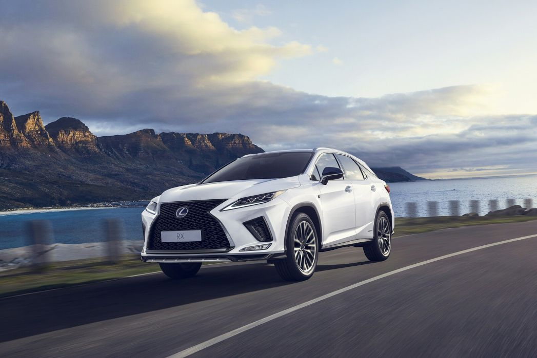 Image 3: Lexus RX Estate 450H 3.5 F-Sport 5dr CVT [premium +tech/safety PK]