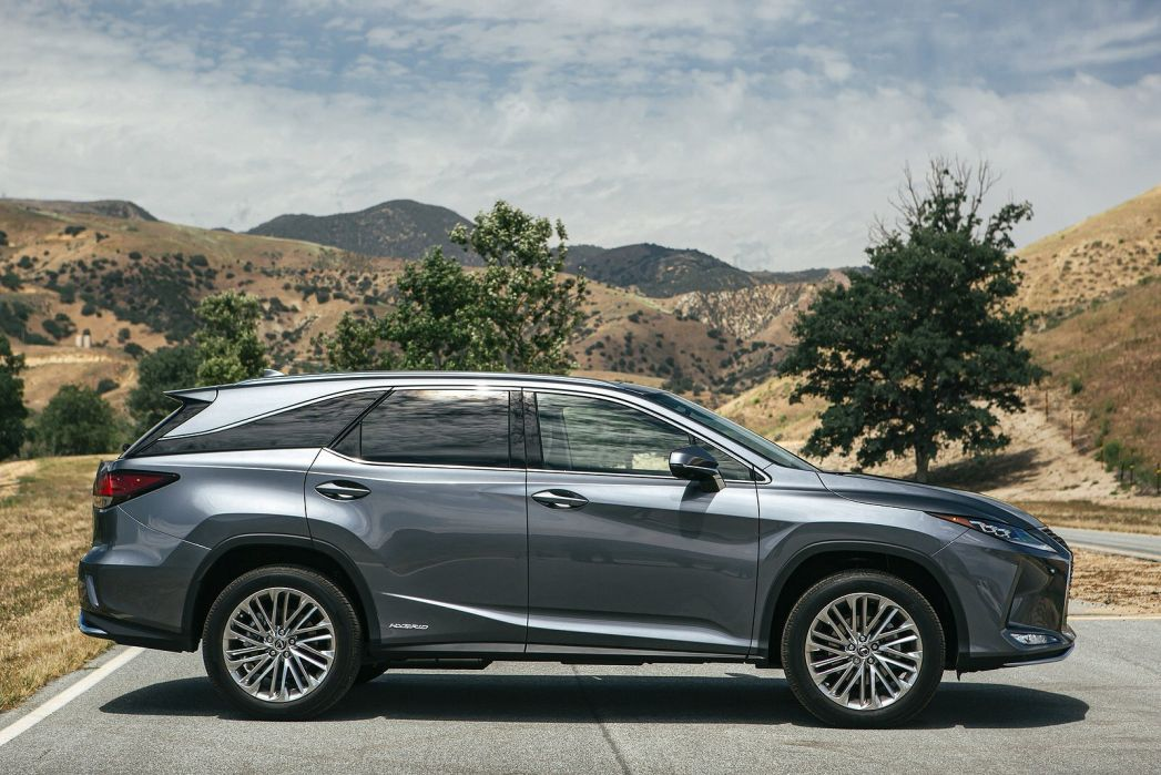 Image 2: Lexus RX Estate 450H L 3.5 5dr CVT [premium Pack + SUN Roof]