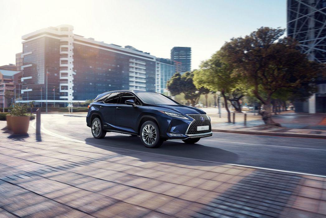 Image 4: Lexus RX Estate 450H L 3.5 5dr CVT [premium Pack + SUN Roof]