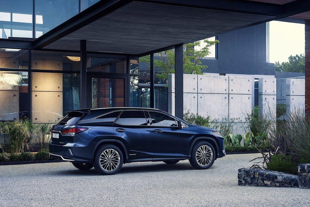 Image 5: Lexus RX Estate 450H L 3.5 5dr CVT [premium Pack + SUN Roof]